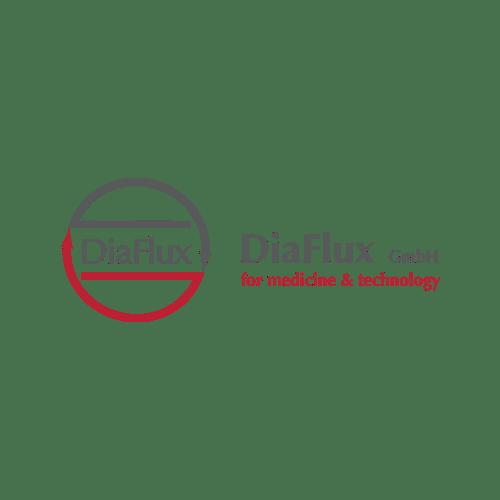 Websites, apps, SEO, web-design. Projekt: Webseite für DiaFlux GmbH