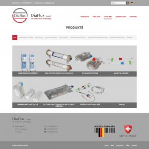 diaflux.de: category, Produkte