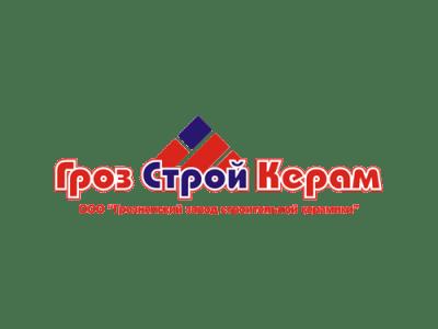 Логотип ООО «ГРОЗСТРОЙКЕРАМ»