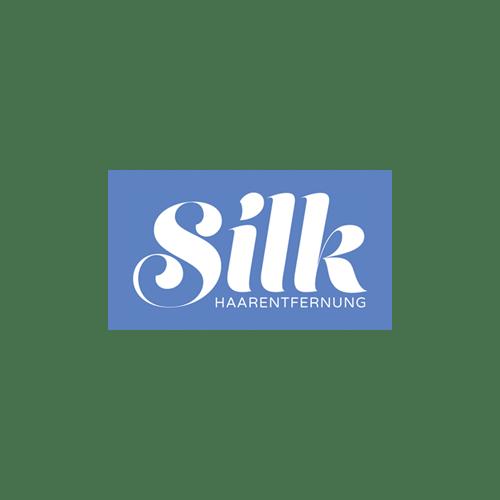 Проект веб-разработчика из Кёльна: Логотип кабинета эпиляции «Silk Haarentfernung»