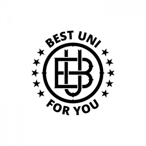 Логотип для «Best Uni For You»